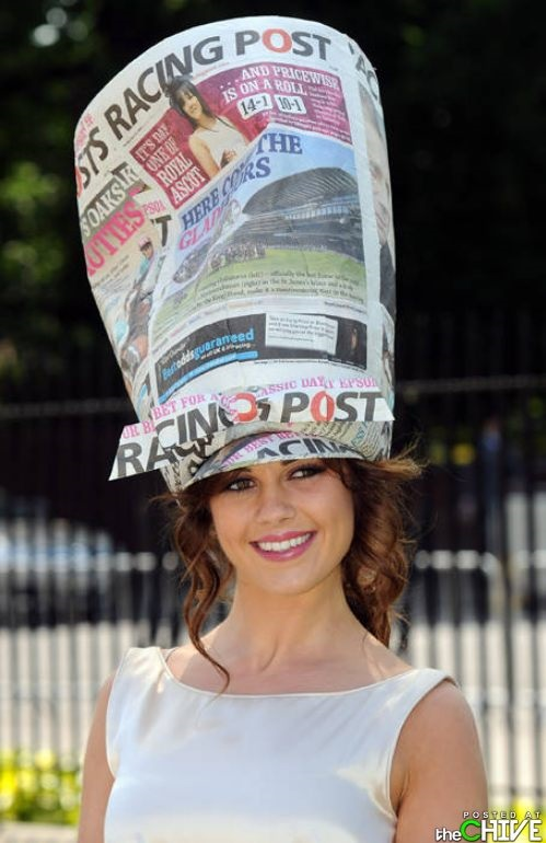 Фото смешных шляп своими руками