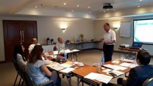 Workshop: Implementing Strategy and KPIs - Hilton hotel Nicosia